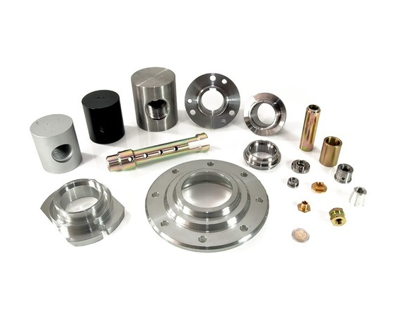 CNC Milling Parts and Turning Parts, As Precision