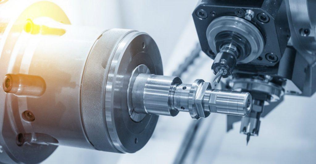 CNC MACHINING SERVICE AS PRECISION