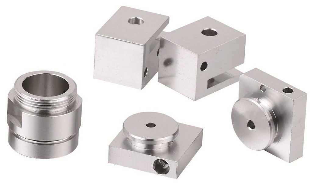 CNC Customized Parts, AS Precision