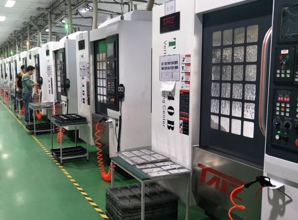 AS Precision Machining Production Lines