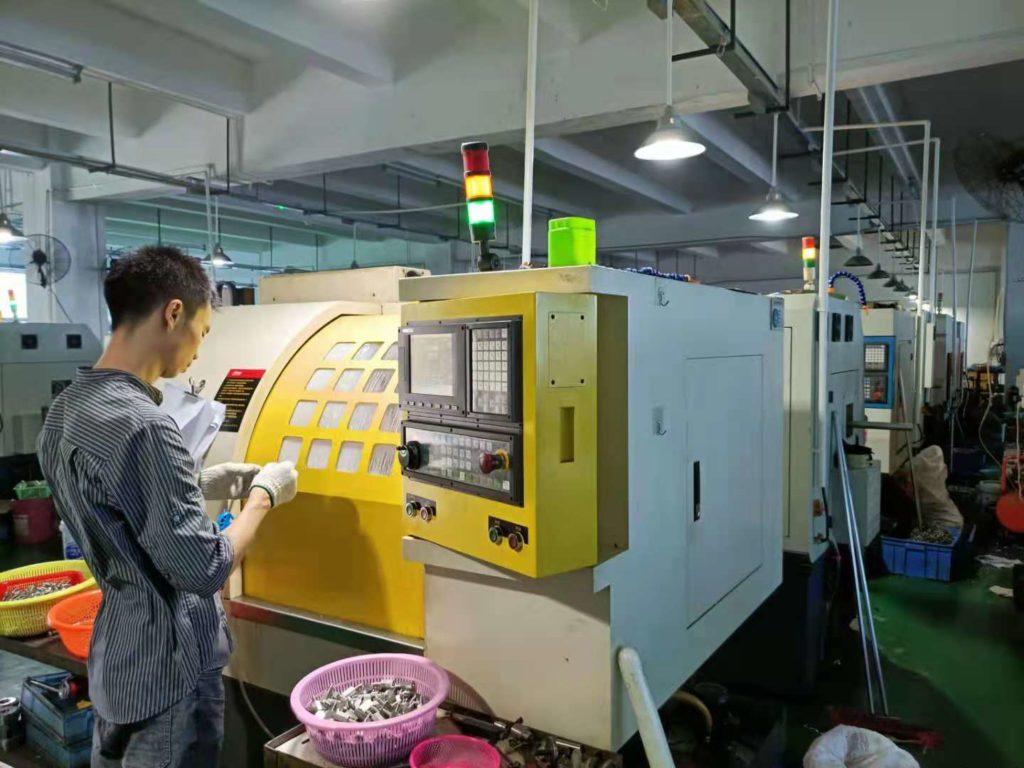 AS Precision Viet Nam CNC Machining Service