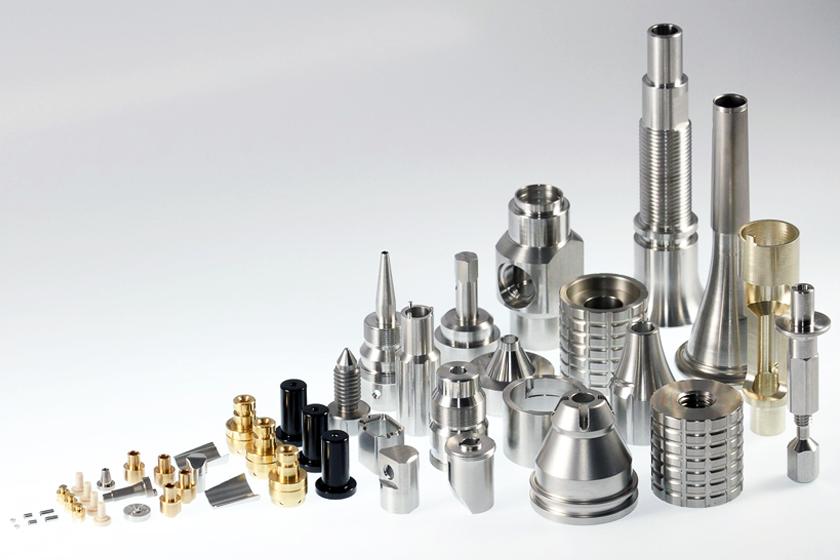 CNC Machining Service Parts AS PRECISION