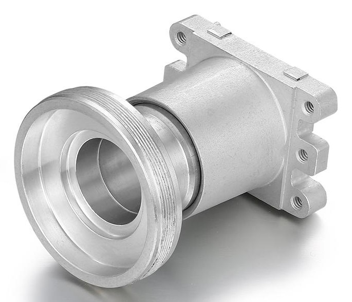 Blasting Service on machined parts