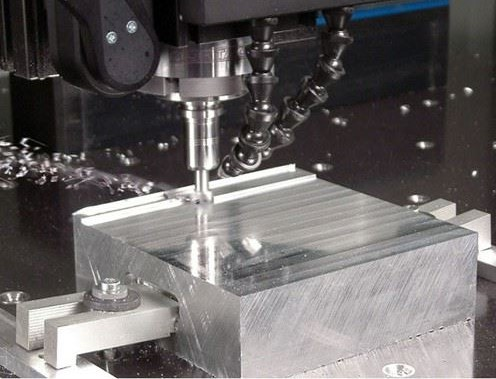 CNC Milling Operations image