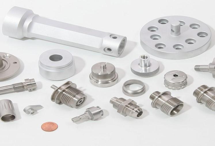 CNC Turning Various Types image