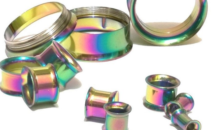 E-Plating Service on machined parts
