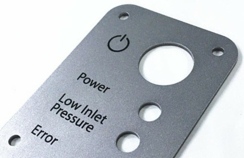 Laser Engraving on machined parts