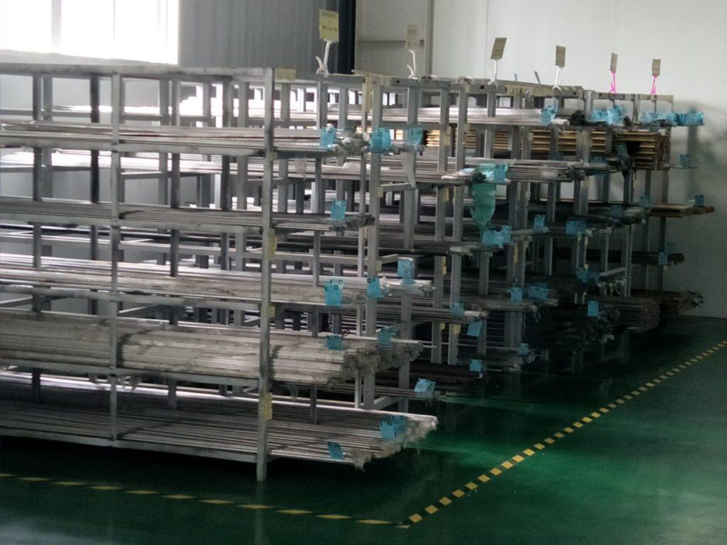 Raw Material Management (AS Precision Viet Nam)